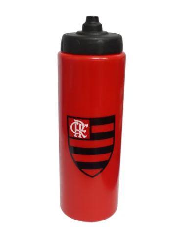 Garrafa Squeeze Flamengo  Jogador 800ml Oficial