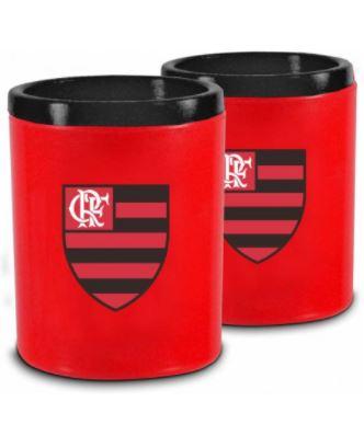 Porta Lata 350ML Flamengo