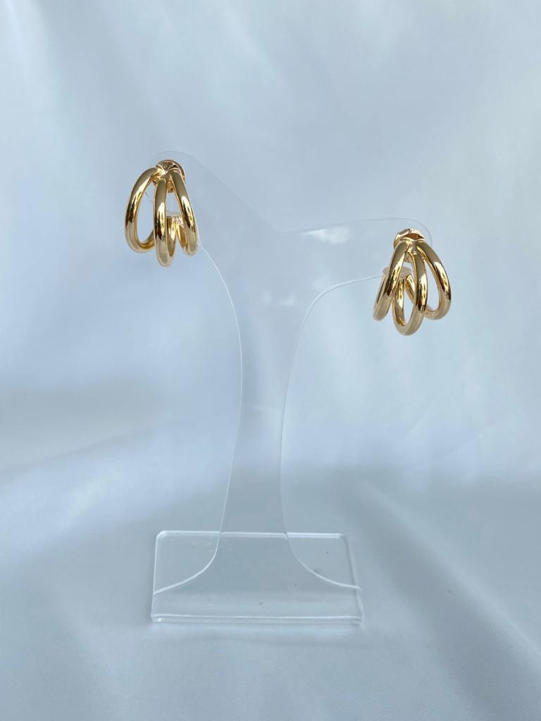 Argola | Três Arcos | Dourado