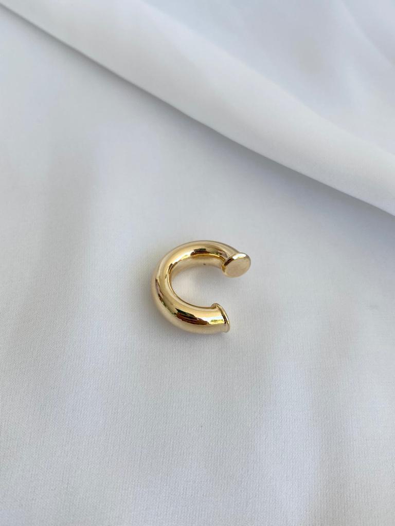 Piercing   Dourado   Tubo