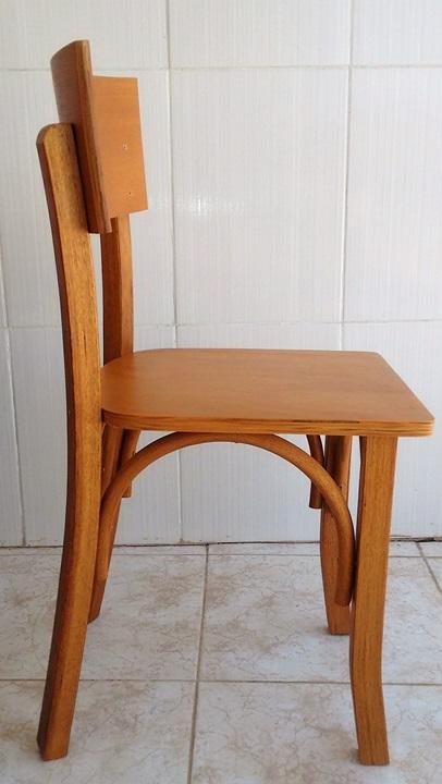 Cadeira de Boteco em Madeira Cod. CMA