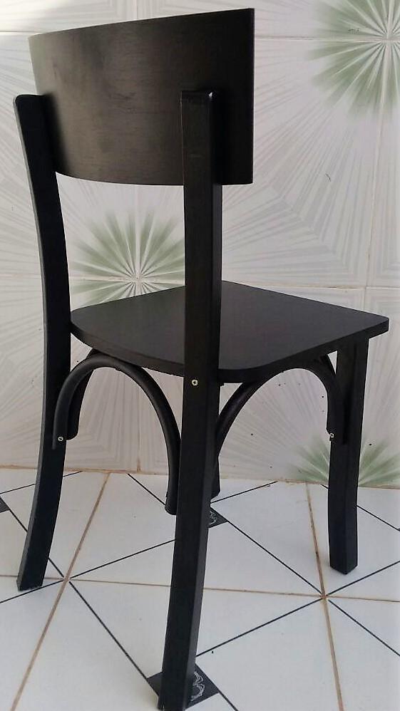 Cadeira para Bar de Madeira Cod. CMA