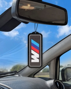 Aromatizante personalizado para carro - BMW MPerformance