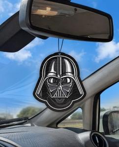 Aromatizante personalizado para carro -  Starwars Darth Vader