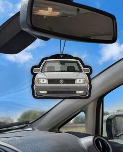 Aromatizante personalizado para carro - Gol Turbo