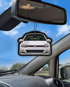Aromatizante personalizado para carro - GTI