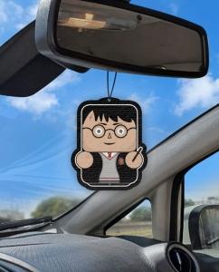 Aromatizante personalizado para carro - Harry Potter Air Drop