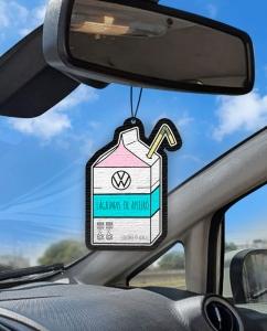 Aromatizante personalizado para carro - Lágrimas de Apzeiro