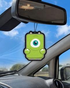 Aromatizante personalizado para carro - Mike S.A Air Drop