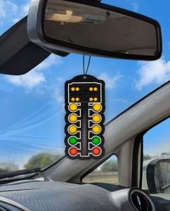 Aromatizante personalizado para carro - Pinheirinho Arrancada