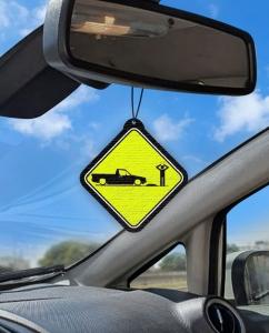 Aromatizante personalizado para carro - Rebaixa