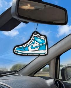 Aromatizante personalizado para carro - Tênis Nike