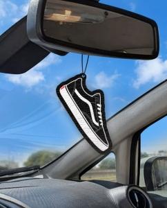 Aromatizante personalizado para carro - Vans