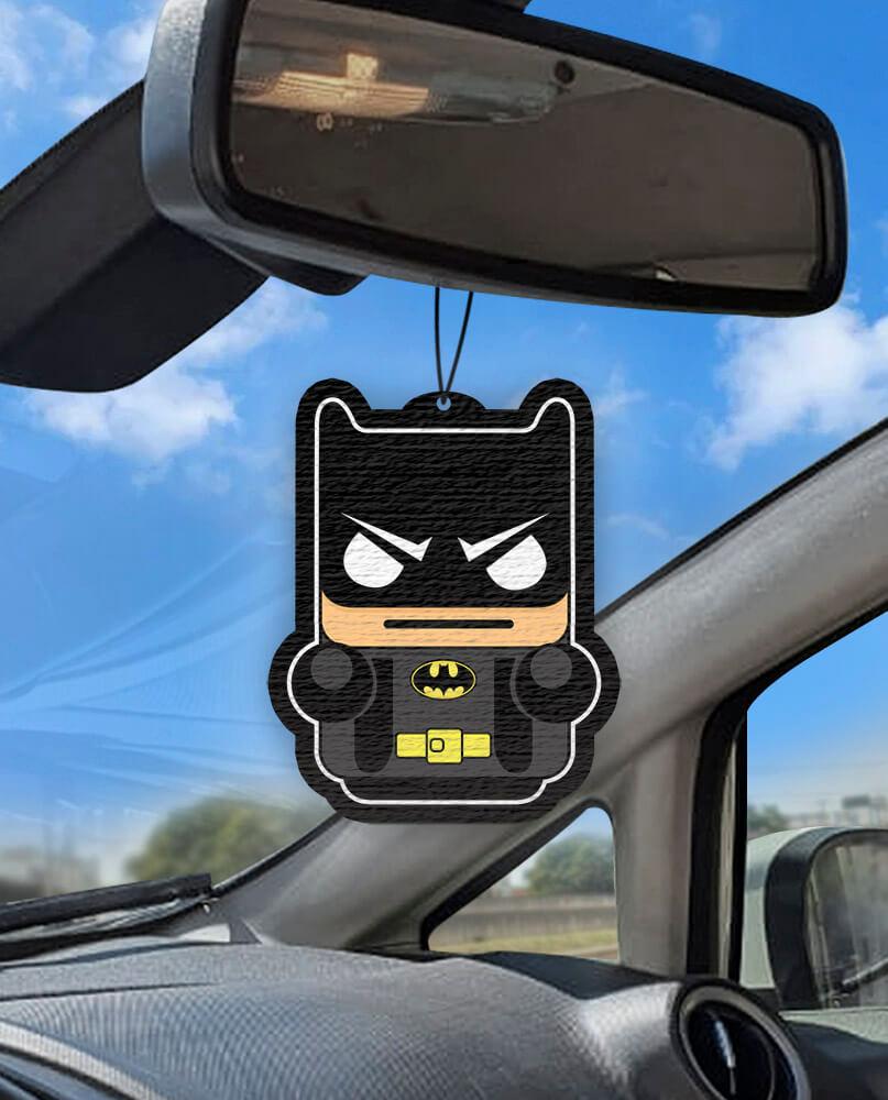 Aromatizante personalizado para carro - Batman Air Drop