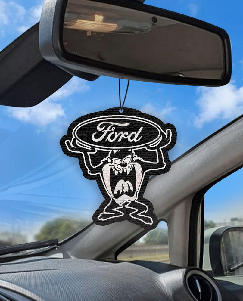 Aromatizante personalizado para carro - Ford Taz  - Aromatizacar