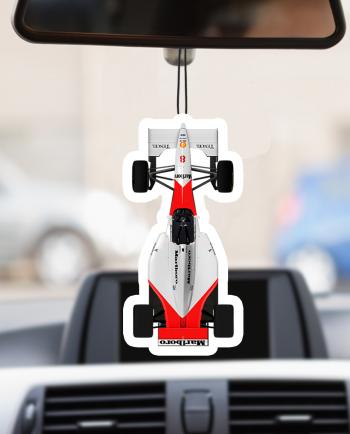 Aromatizante personalizado para carro - McLaren Senna