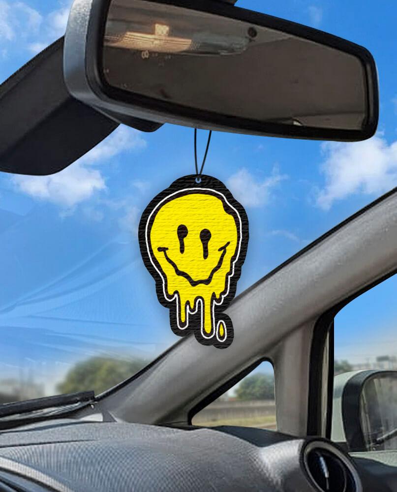 Aromatizante personalizado para carro - Smile  - Aromatizacar