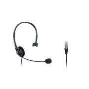 Fone Headset para Telemarketing Callcenter Rj9 F02 - 1nsrj - Elgin
