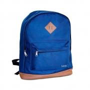 Mochila Keep Everyday 15,6 Pol. Azul e Marrom  BO436