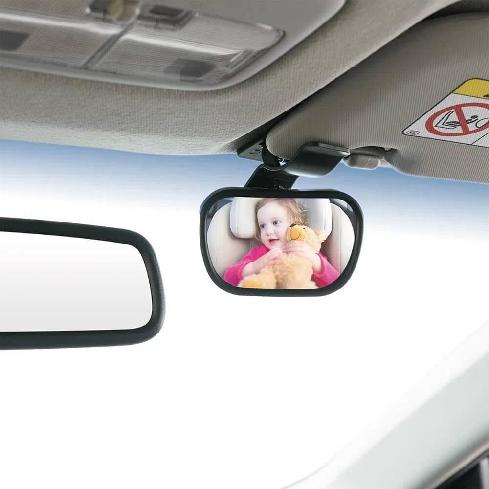 Espelho Retrovisor para Bebê 2 Em 1 Safe Travel Multikids Baby - BB180