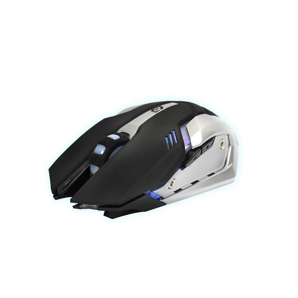Kit Teclado E Mouse Gamer 3200 Dpi Usb Led 1302 - Sumay