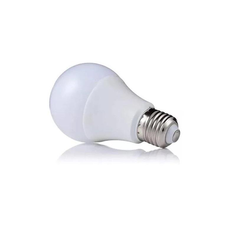 Lâmpada de Led Bulbo 12W Luz Amarela 3000K A60 Bivolt - DEMAPE