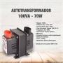 Autotransformador 100va/70w - Tomada Tripolar 10a
