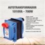 Autotransformador 1010va/700w - Tomada Tripolar 10a