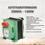 Autotransformador 2000va/1400w - Tomada Tripolar 10a