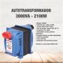 Autotransformador 3000VA/2100W - Tomada Tripolar 20A