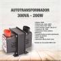 Autotransformador 300VA/210W - Tomada Tripolar 10A