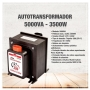 Autotransformador 5000VA/3500W - Borne 2 Vias
