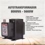 Autotransformador 8000va/5600w - Borne 2 Vias