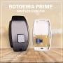 Botoeira Prime Simples Com Fio - Preta