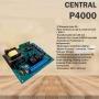 Central De Comando P4000 4 Trimpots (Compatível Pa)
