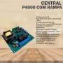 Central De Comando P4000 Com Rampa (Compatível Pa)