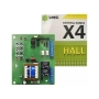 Central Rampa X4 Com Sensor Hall