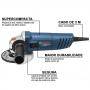 Esmerilhadeira Angular Bosch Professional Gws 850