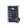 Kit 12 Chaveiros Botton Tag de Acesso para Portaria RFID 125Khz