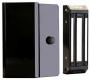 Kit Fechadura Magnética M150 Com Sensor e Suporte U