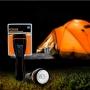 Lanterna de LED Recarregável - 11 LED'S