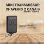 Mini Transmissor Chaveiro 2 Canais Jumper