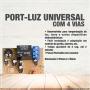 PORT-LUZ UNIVERSAL 4 VIAS