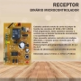 Receptor Binário Micro Controlado 292 MHZ