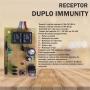 Receptor Duplo Immunity 433 Multicódigos 370 - RX