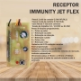 Receptor Immunity Jet Flex 433 Code Learn (MULTIODIGOS)