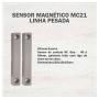 Sensor Magnético MC21 - Linha Pesada