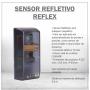 Sensor Refletivo Reflex