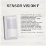 Sensor Vision F - Com Fio