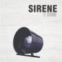 Sirene 1 Som - Preta
